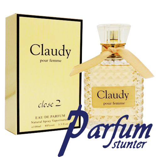 Claudy parfum close 2
